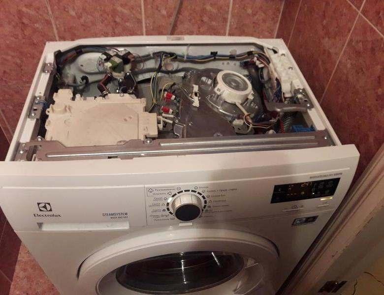 ремонт стиральных машин от Просто Сервис на дому